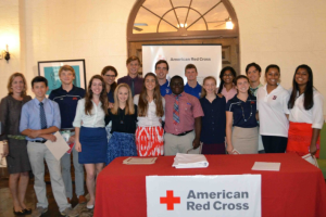Bolles Red Cross Club